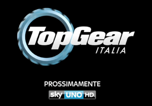 Sky Uno – Top Gear Italia